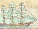 Sailing to the World Art Print