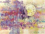 Luna Crescente Art Print