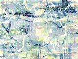 Agua de Mar Art Print