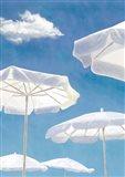 Beach Life I Art Print