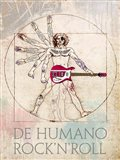 De Humano Rock'n'roll Art Print