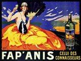 Fap'  Anis, ca. 1920-1930 Art Print