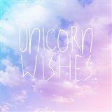 Unicorn Wishes Art Print