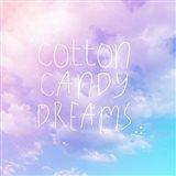 Cotton Candy Dreams Art Print