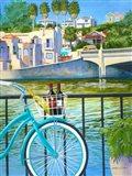 Beach Cruisers Art Print