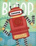 Bloop Bot Art Print