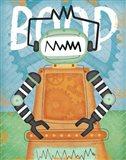 Boop Bot Art Print