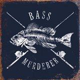 Bass Murderer Art Print