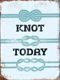Knot Today Art Print