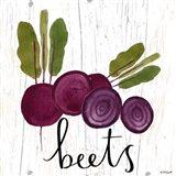 Beets Art Print