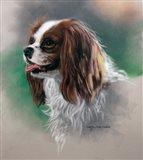 Regal Companion Art Print