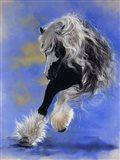 Gypsy Dancer Art Print