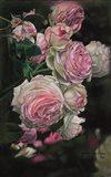 Roses from Pat Art Print