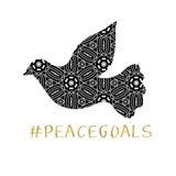 Peace Goals Art Print