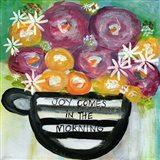 Cup of Joy II Art Print