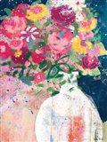 Bright Bouquet II Art Print