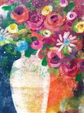 Bright Bouquet III Art Print