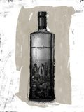 Bottle I Art Print