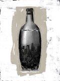 Bottle II Art Print