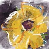 Sketchy Sunflower Art Print