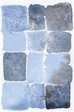 Blue Abstract II Art Print