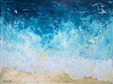 Shoreline II Art Print