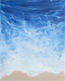 Shoreline III Art Print