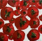 Tomatoes II Art Print