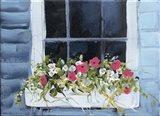 Window Box I Art Print