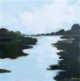 Marsh Art Print