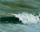 Wave II Art Print