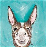 Mr. Donkey Art Print