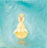 Duckling Art Print