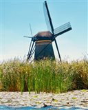 Windmill I Art Print