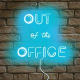 Out of Office Art Print