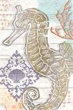 Sea Horse Art Print