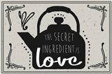 Secret Ingredient Art Print