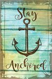Stay Anchored Art Print