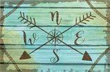 Compass Key Art Print