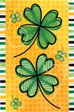 4 Leaf Clovers Art Print