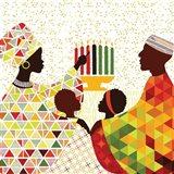 Kwanza Family Art Print