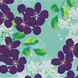 Purple Joy Art Print