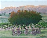 Frichette Winery Art Print