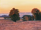 Louden Ranch Art Print