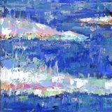 Blue Series Calm Art Print