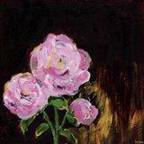 Romantic Floral II Art Print