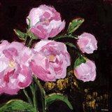 Romantic Floral III Art Print