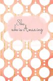 She Who Is Amazing Art Print