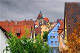 Rothenberg Cityscape Art Print
