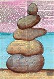 Balance VII Art Print